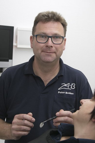 ZA Peter Boden