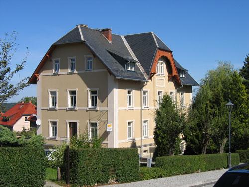 Praxis in Stolpen (Ärztehaus)